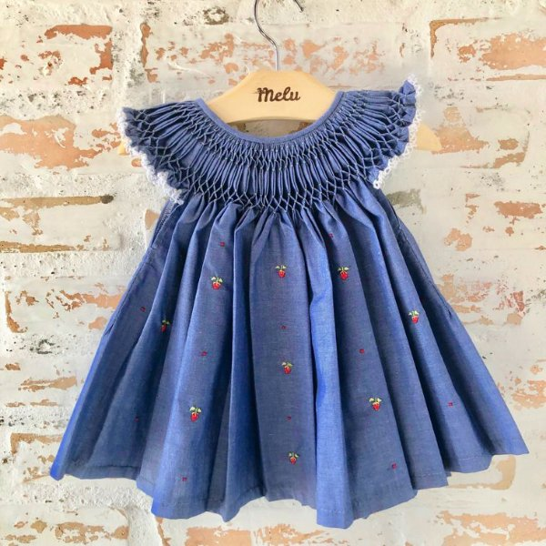 Vestido Casinha de Abelha - Ema