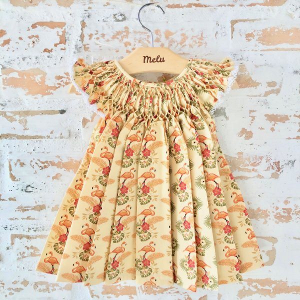 Vestido Casinha de Abelha - Celina