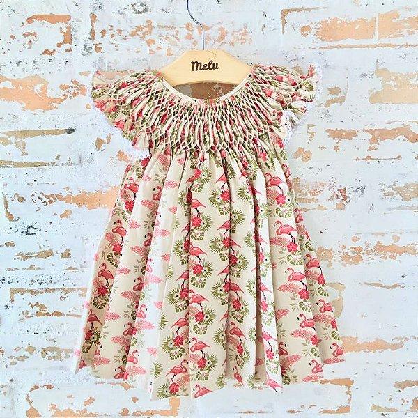 Vestido Casinha de Abelha - Anita