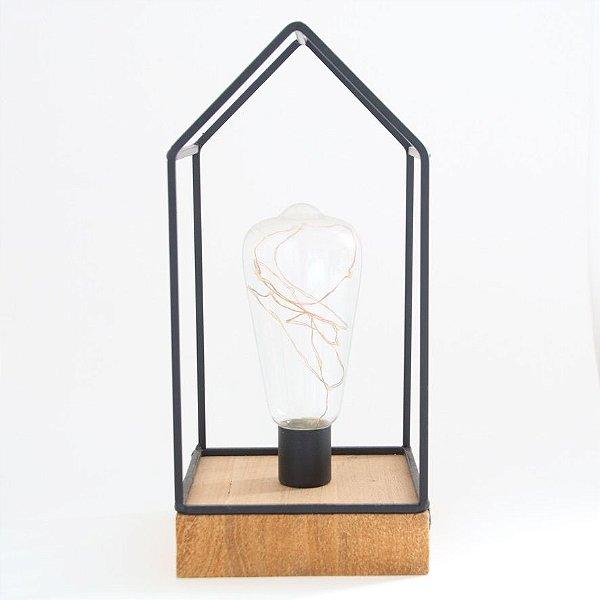 Luminária de LED - Little House