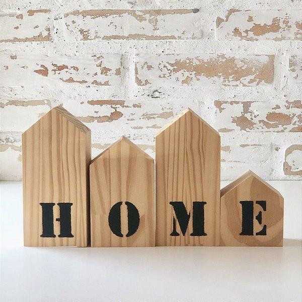 Casinhas decorativas - Home