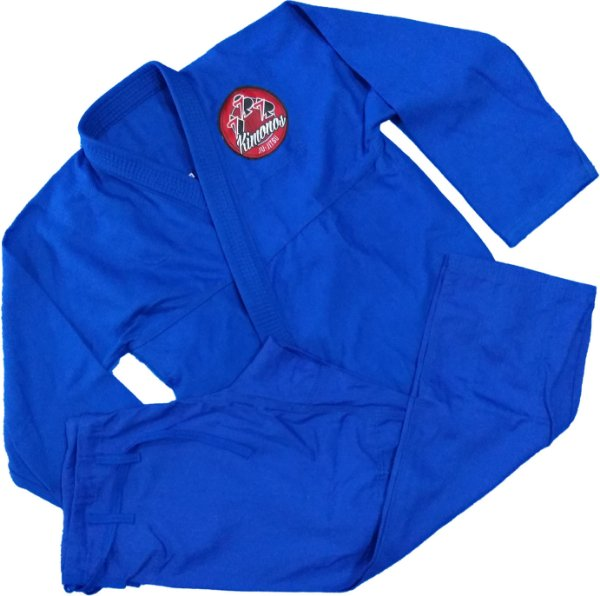 Kimono Azul 777 - Superleve Iniciante