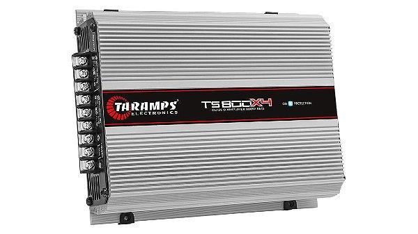 Amplificador Taramps TS-800x4