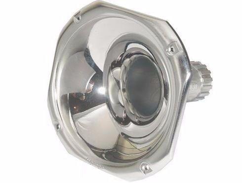 Corneta cromada Fiamon LC14-50