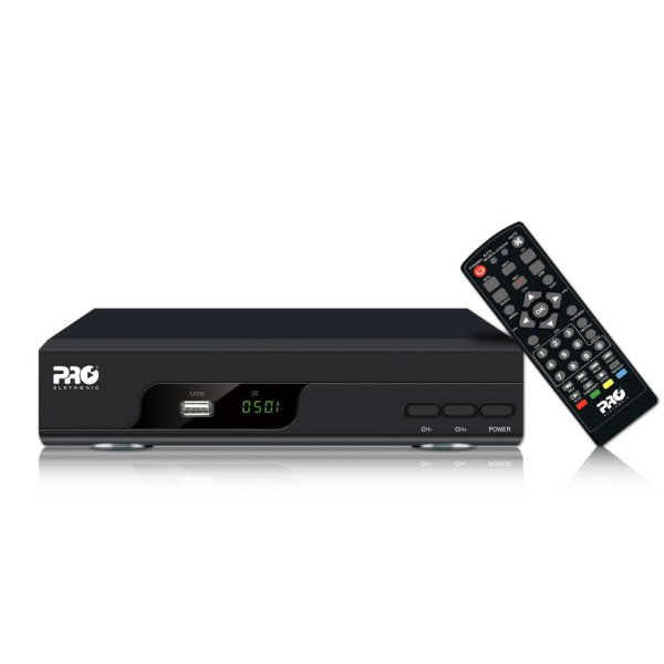 Conversor Digital Full HD Pro Eletronic PRODT-1200