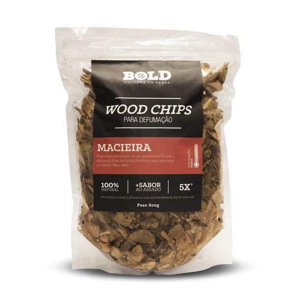 Wood Chips para defumação