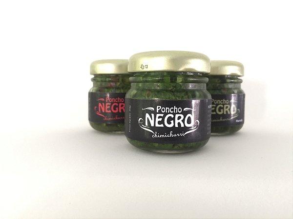 Chimichurri Poncho Negro - 40ml