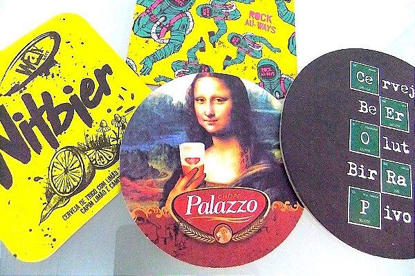 Bolacha de Chopp Personalizada 2.000 peças