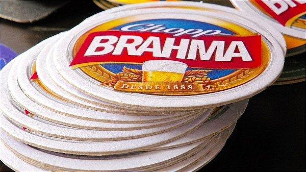 Bolacha de Chopp Brahma Tradicional 2.000 Peças