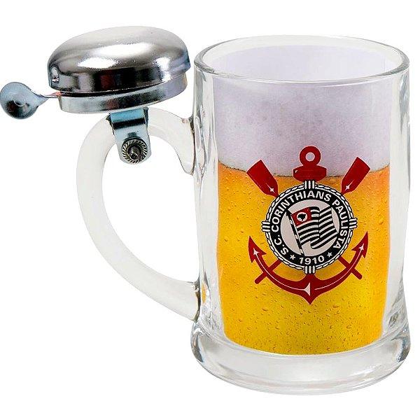 Caneca de Cerveja Com Sirene - Corinthians