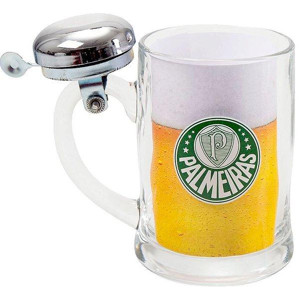 Caneca de Cerveja Com Sirene - Palmeiras