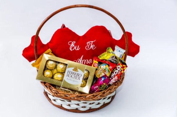 Amor em chocolates