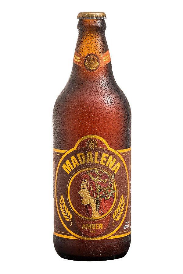 Cerveja Madalena Amber Ale - 600ml