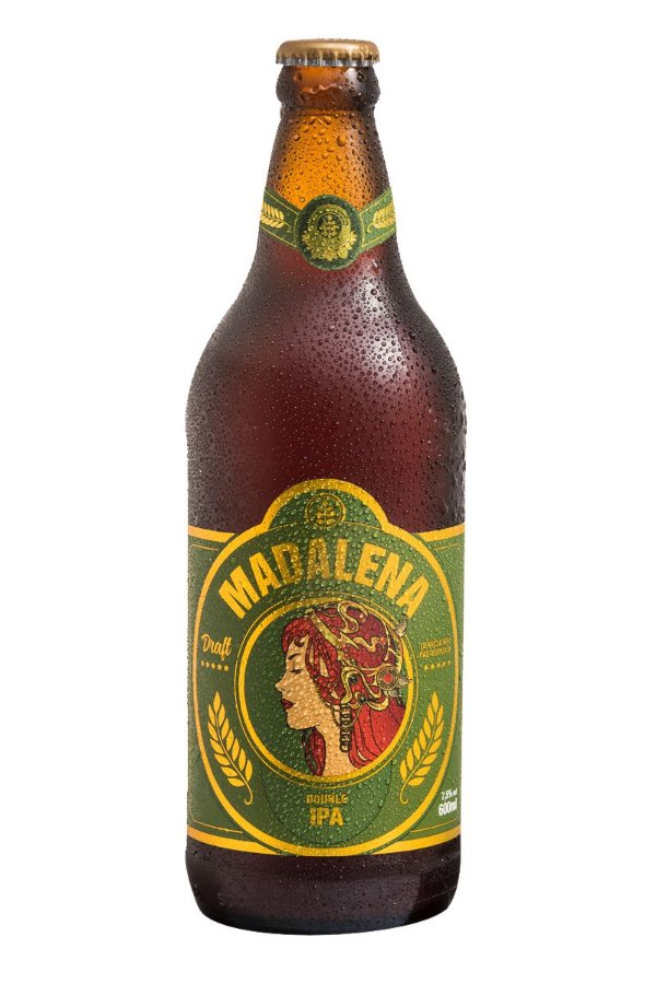 Cerveja Madalena Double IPA - 600ml