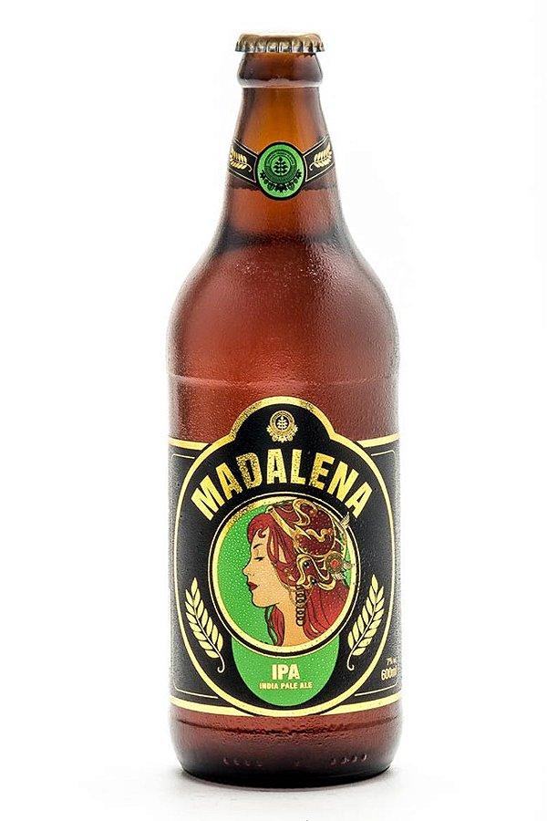 Cerveja Madalena IPA - India Pale Ale - 600ml