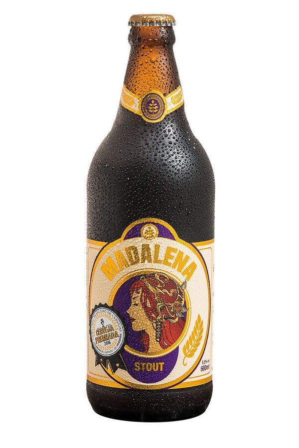 Cerveja Madalena Stout - 600ml