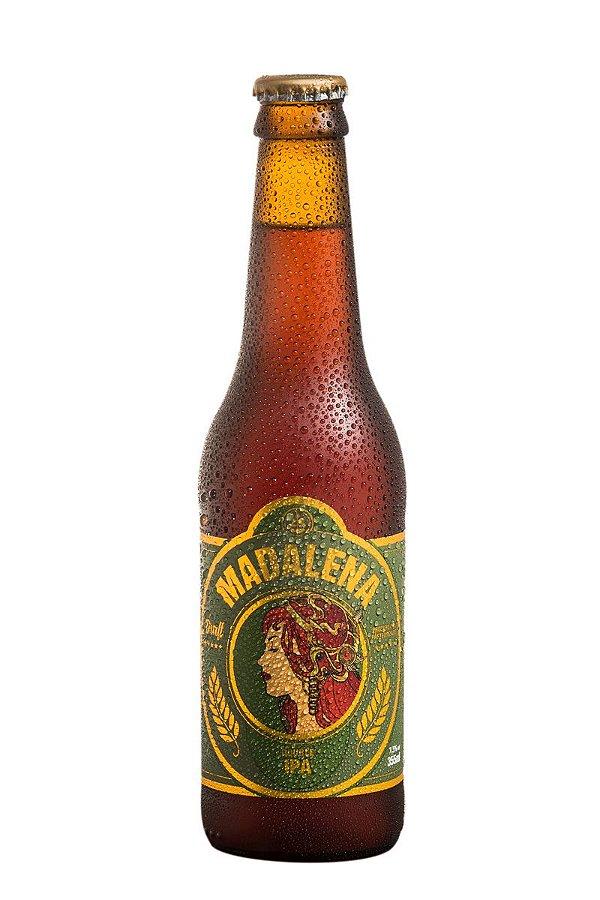 Cerveja Madalena Double IPA - 355ml
