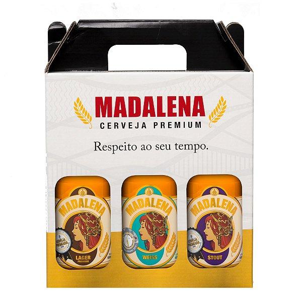 Kit Madalena - 3 garrafas