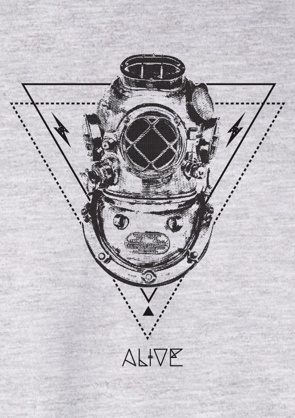 Camiseta Escafandro