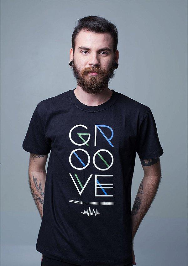 Camiseta Groove