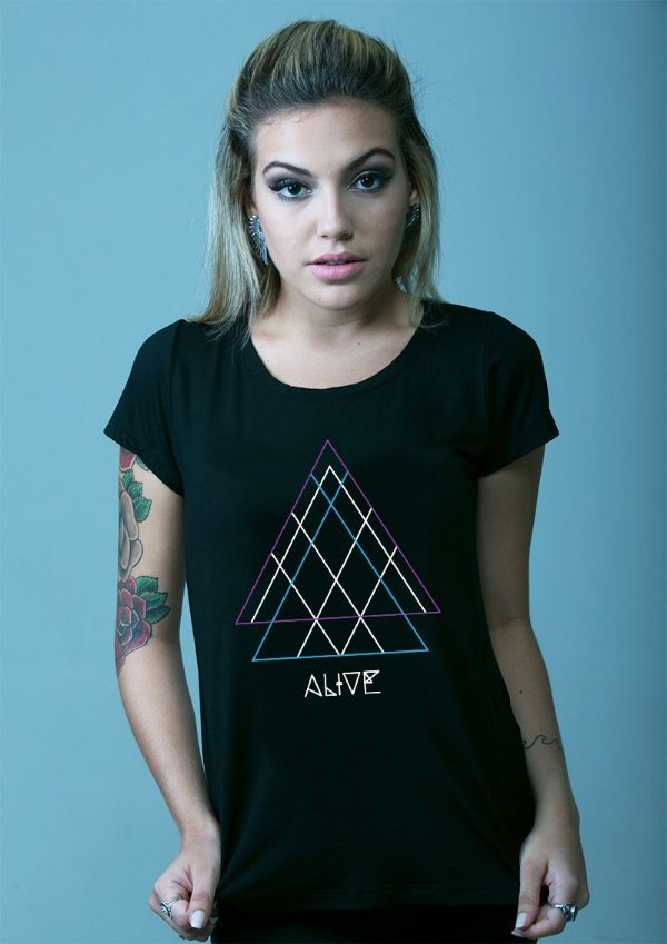 Blusa Overlapping