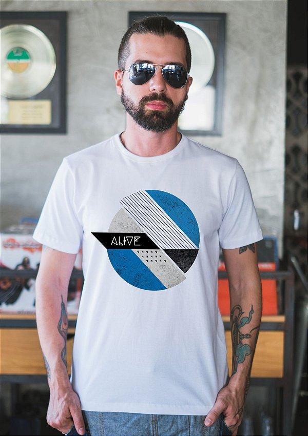 Camiseta Geo Circle