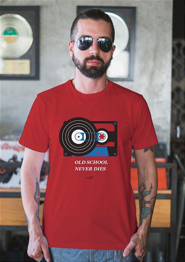 Camiseta K7 Vinil