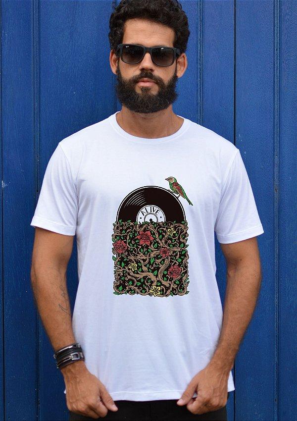 Camiseta Som da Natureza
