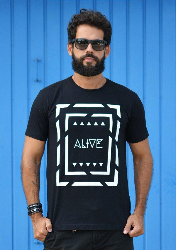 Camiseta Tribal Lines