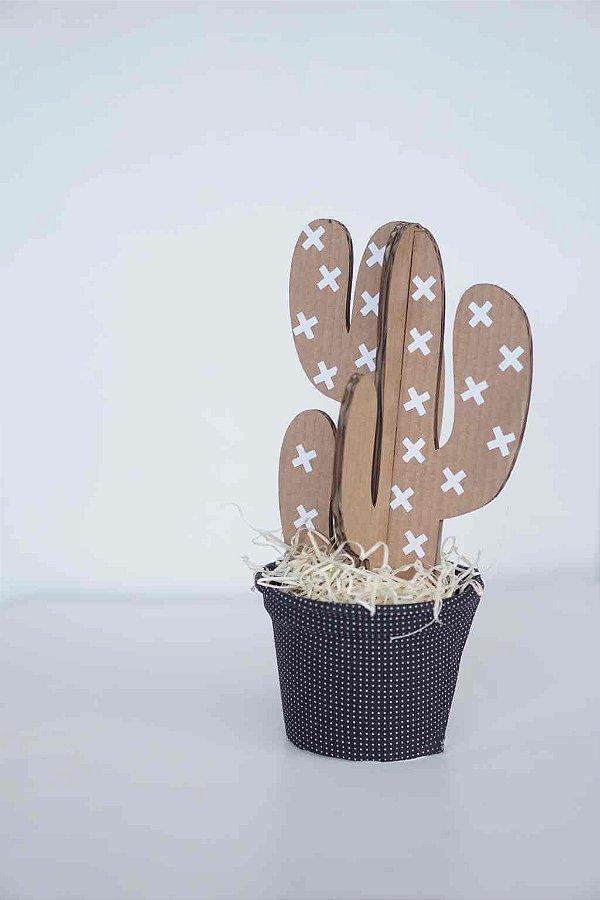 Cactus de papelão Cereus
