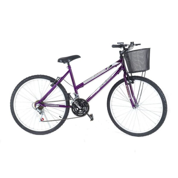 Depedal Mountain Bike 26 Feminina -  VIOLETA
