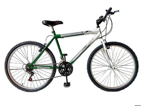 Depedal Mountain Bike 26 Masculina - VERDE