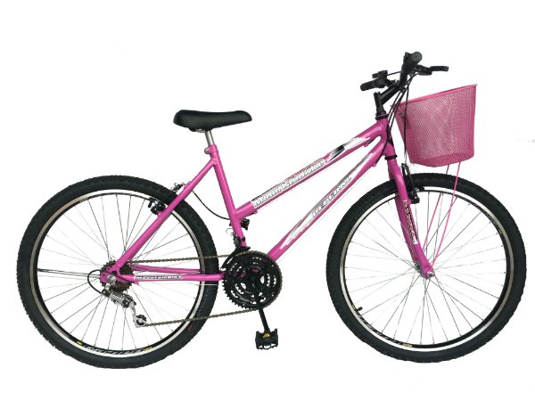Depedal Mountain Bike 26 Feminina AERO  - ROSA