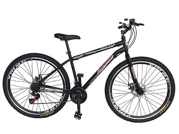 Bicicleta Depedal 29 - PRETA