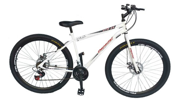 Bicicleta Depedal 29 - BRANCA