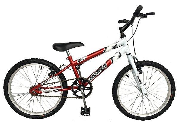 Bicicleta Depedal EVOLUTION 20 - VERMELHA