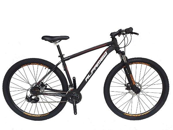 Bicicleta ALFAMEQ TIRRENO 29 - PRETA