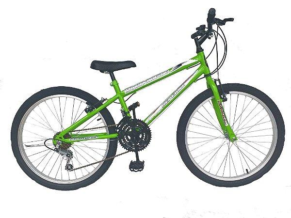 Depedal Mountain Bike 24 - VERDE