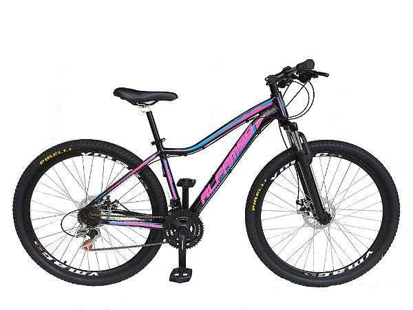 Bicicleta ALFAMEQ PANDORA FEM 29 - ROSA