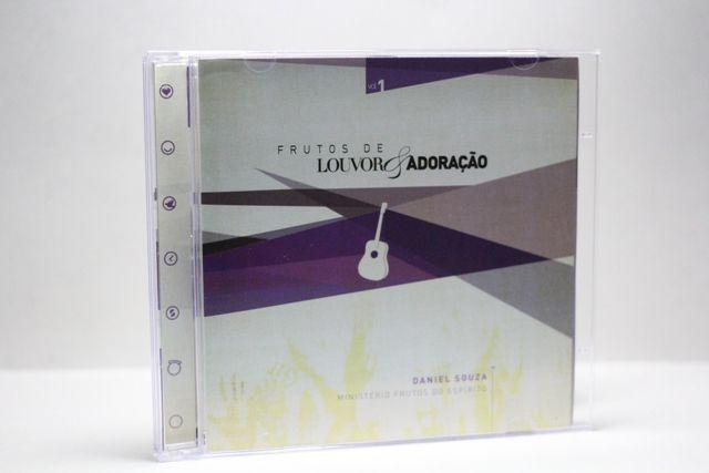 Louvor e Adoração Vol 1 - Daniel Souza