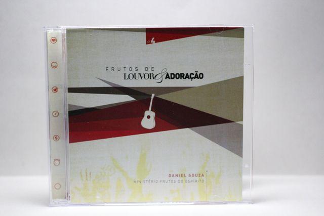 Louvor e Adoração Vol 4 - Daniel Souza
