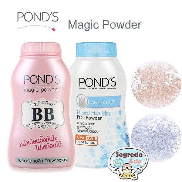 Pó Mágico Pond´s Magic Powder Proteção UV 50g