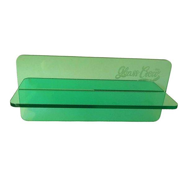 BASE PARA ENROLAR GLASS CREW - Verde água