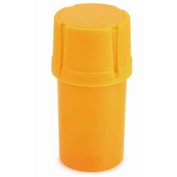 Dichavador pote plástico - Laranja