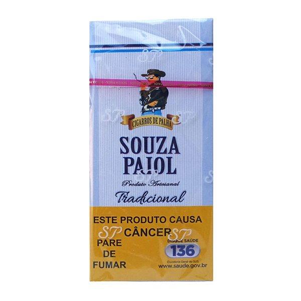 Cigarrilha de Palha Souza Paiol - Tradicional