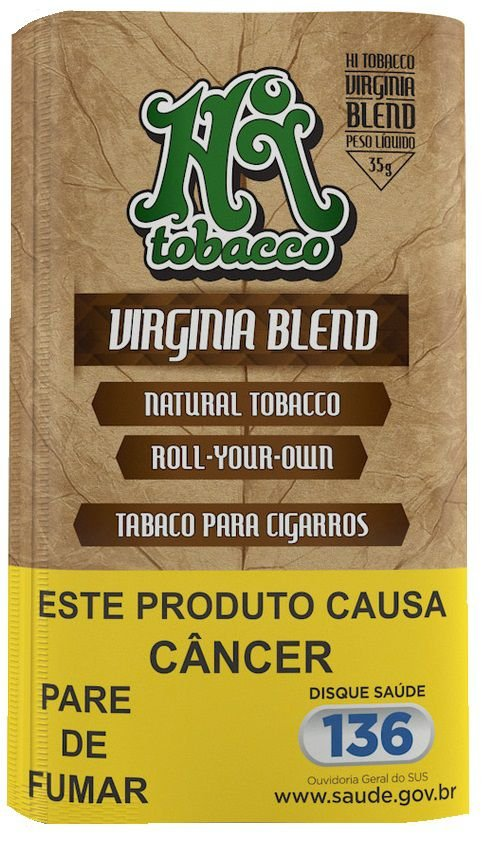 Tabaco para cigarro Hi Tobacco - Virginia Blend