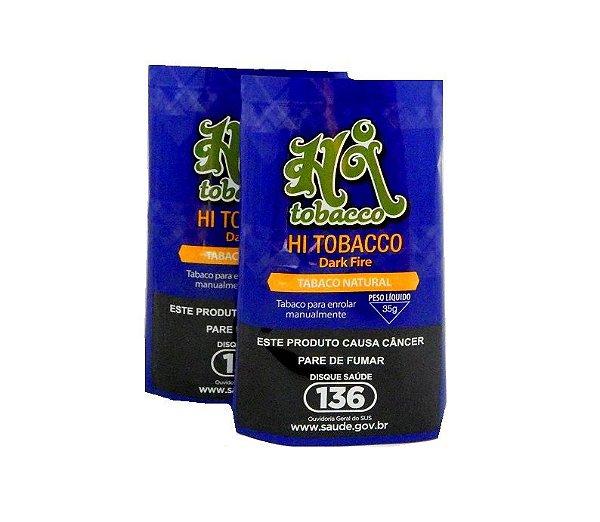 Fumo para cigarro Hi Tobacco - Dark Fire