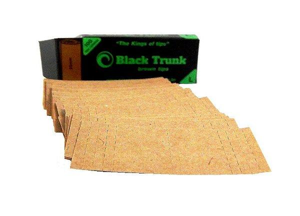 Piteira de Papel Black Trunk Brown Large