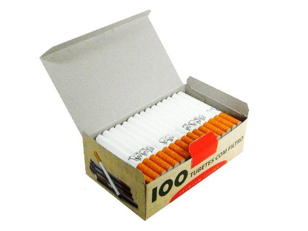 Tubete com filtro Hi Tobacco