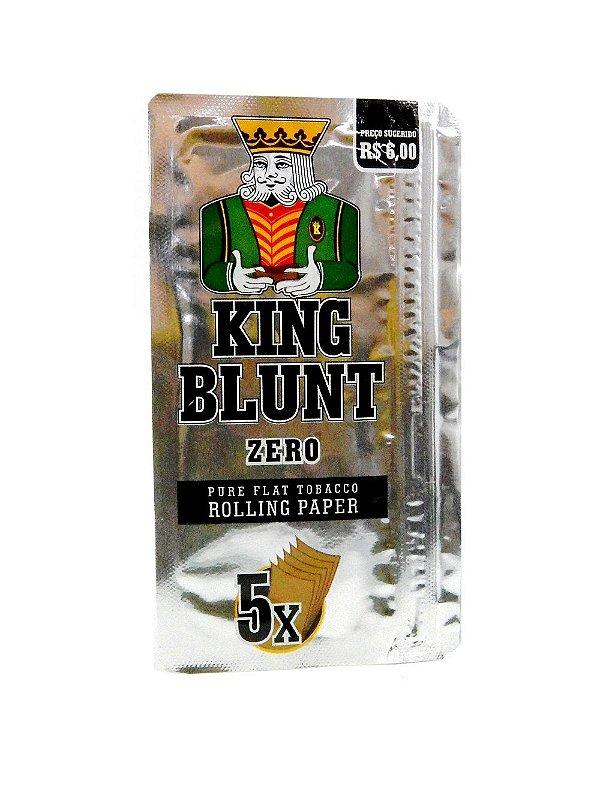 Blunt King Blunt Sabor Zero
